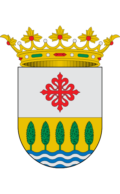 Escudo de Alamillo