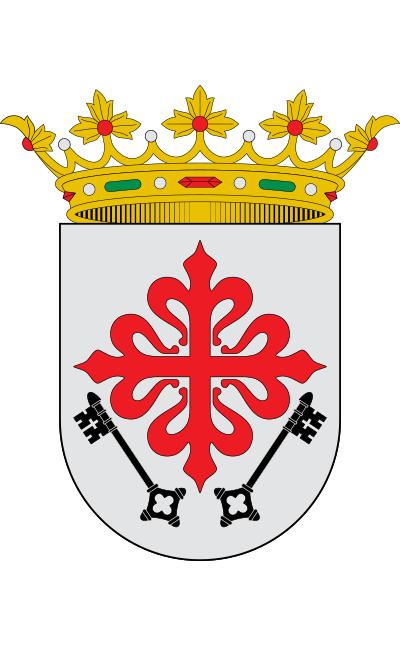 Escudo de Aldea del Rey