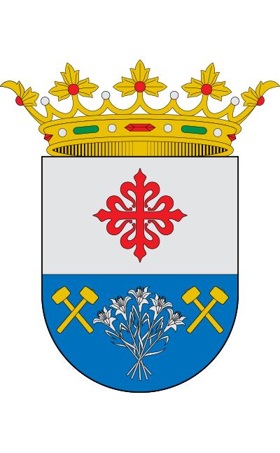 Escudo de Almadenejos