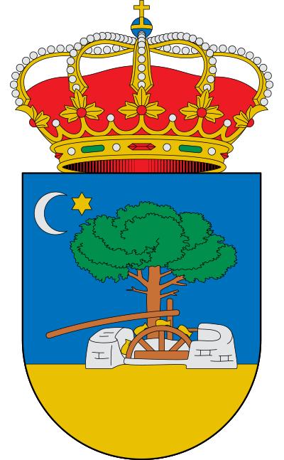 Escudo de Arenales de San Gregorio