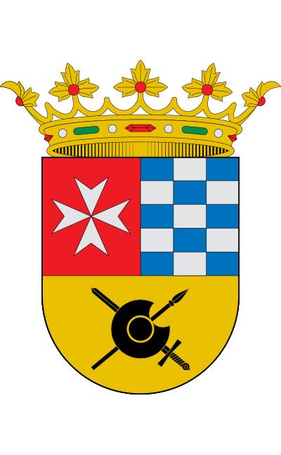 Escudo de Argamasilla de Alba