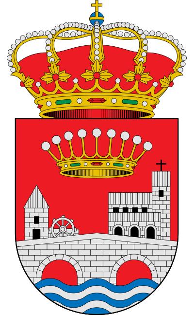 Escudo de Albaladejo del Cuende
