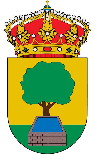 Escudo de Alberca de Záncara, La