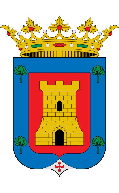 Escudo de Alcalá de la Vega