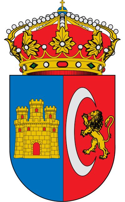 Escudo de Alcázar del Rey