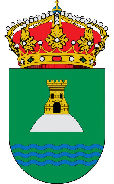 Escudo de Alcohujate