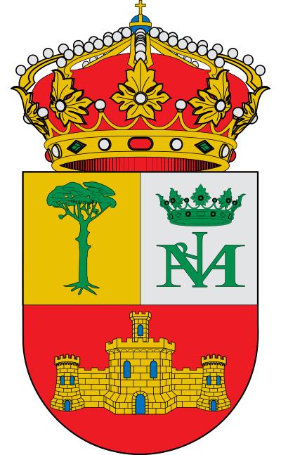 Escudo de Algarra