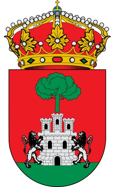 Escudo de Alcolea del Pinar