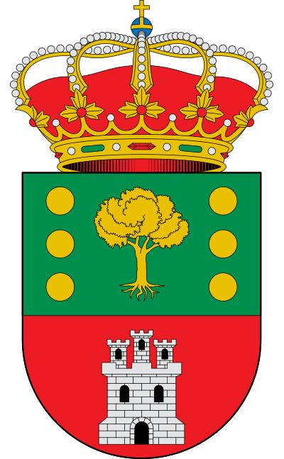 Escudo de Alcoroches