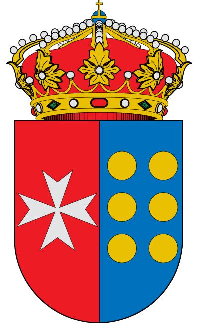 Escudo de Alhóndiga