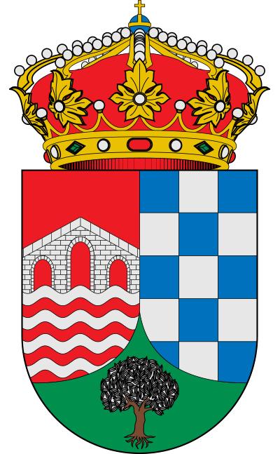 Escudo de Alcañizo