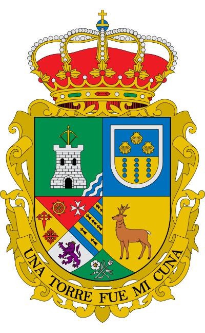 Escudo de Alcaudete de la Jara