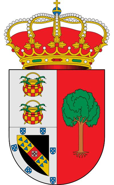 Escudo de Aldea en Cabo