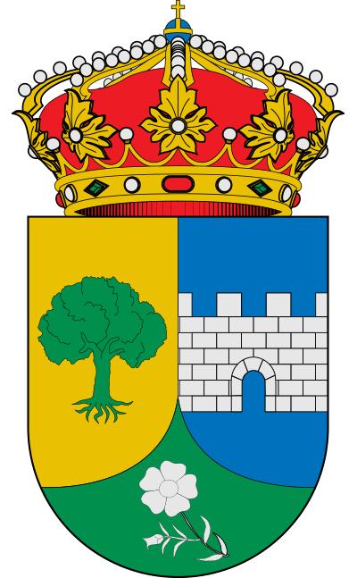 Escudo de Aldeanueva de San Bartolomé