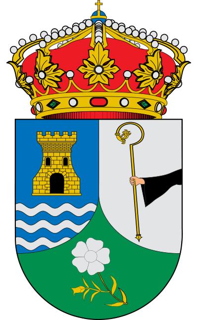 Escudo de Azután