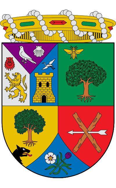 Escudo de Belvís de la Jara