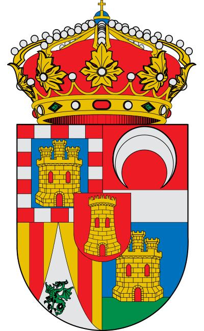 Escudo de Adrada, La