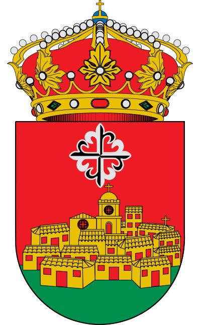 Escudo de Aldeanueva de Santa Cruz