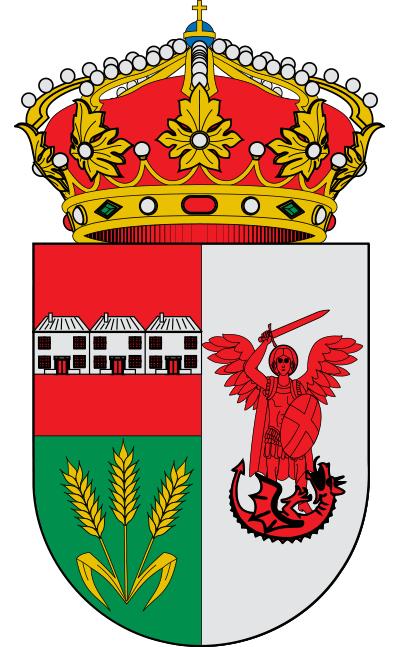 Escudo de Aldeaseca