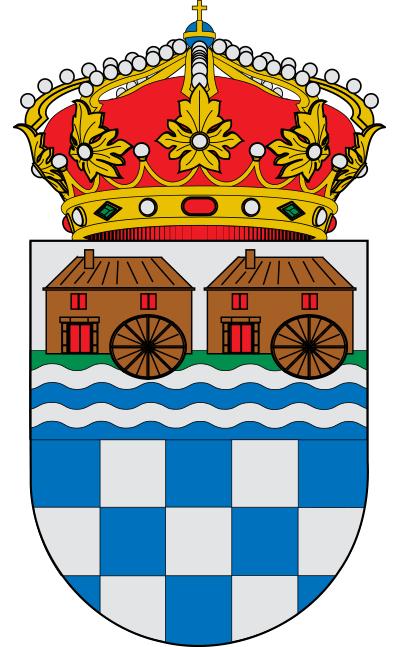 Escudo de Aldehuela, La
