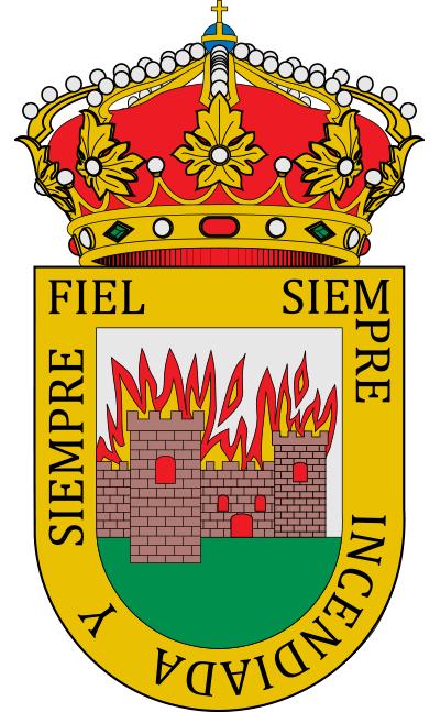 Escudo de Arenas de San Pedro