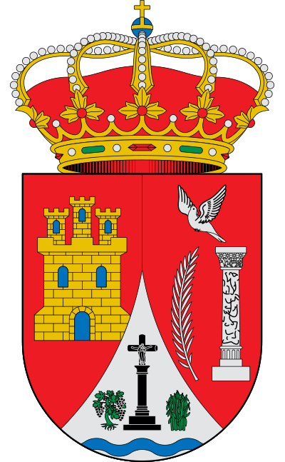 Escudo de Adrada de Haza