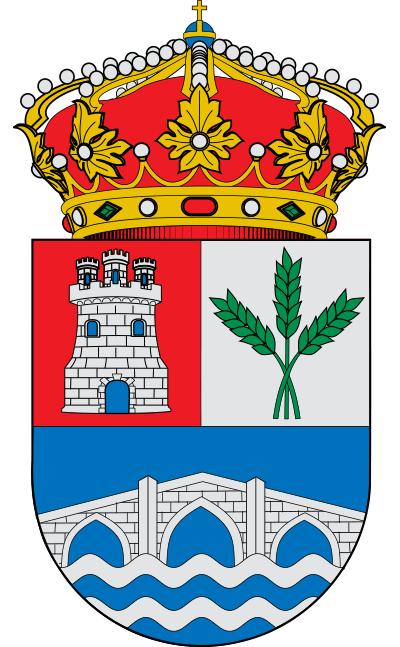 Escudo de Alija del Infantado