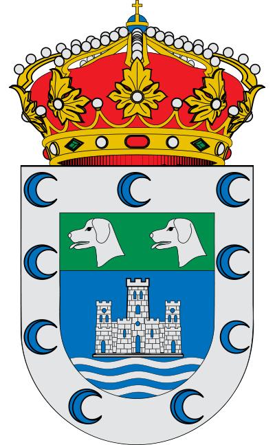 Escudo de Barrios de Luna, Los