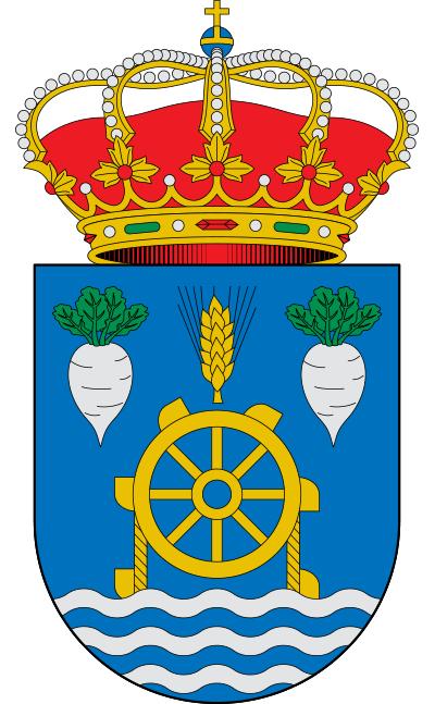Escudo de Bercianos del Páramo