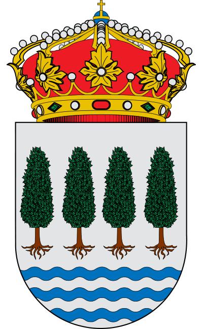 Escudo de Alameda de Gardón, La