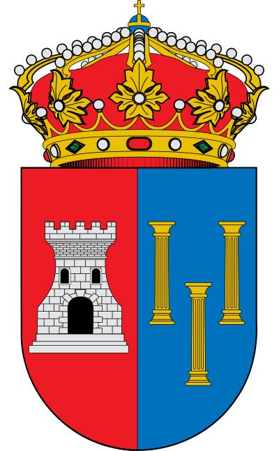 Escudo de Alamedilla, La