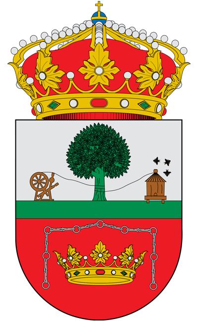 Escudo de Alberca, La