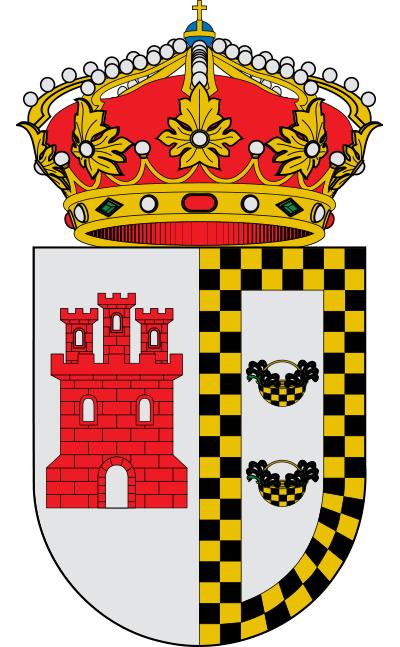 Escudo de Alberguería de Argañán, La