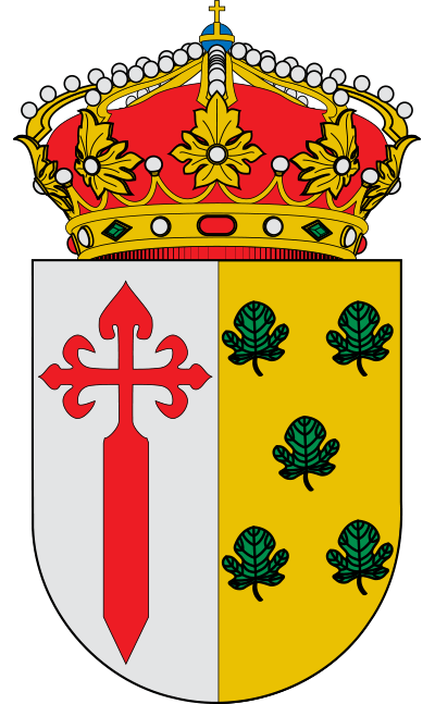 Escudo de Aldeanueva de Figueroa