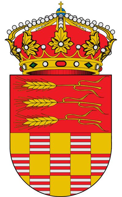 Escudo de Aldearrubia