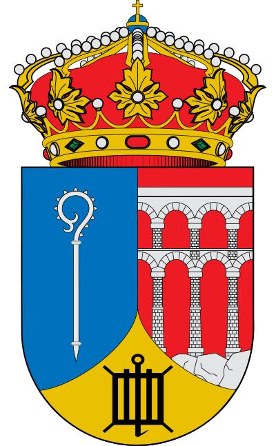 Escudo de Abades