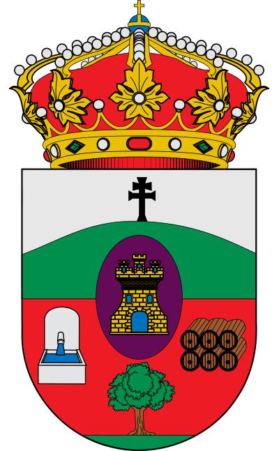 Escudo de Aldeanueva de la Serrezuela