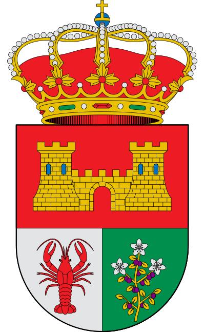 Escudo de Aldeasoña