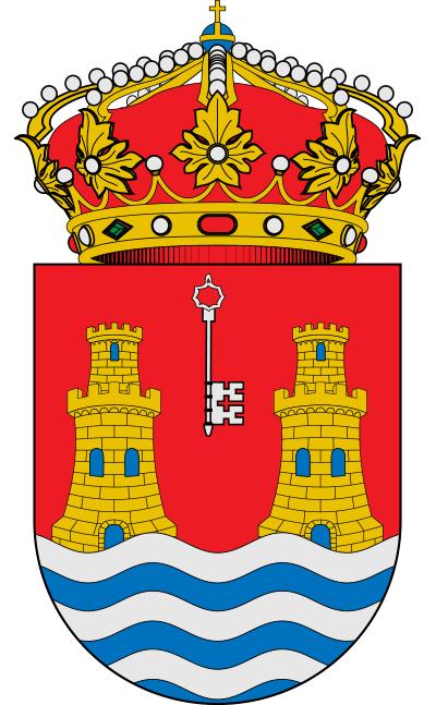 Escudo de Alcazarén