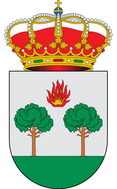 Escudo de Aldeamayor de San Martín