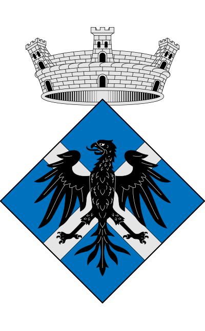 Escudo de Aguilar de Segarra