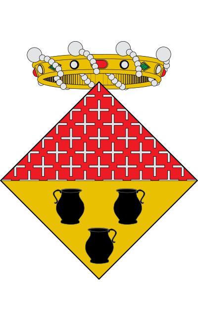 Escudo de Aiguafreda