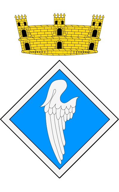 Escudo de Alella