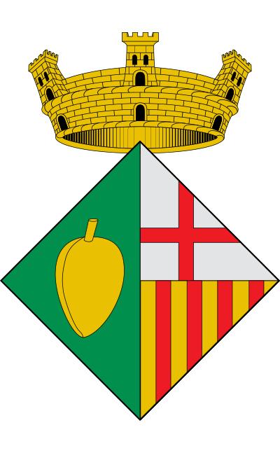 Escudo de Ametlla del Vallès, L'