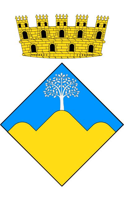 Escudo de Arenys de Munt