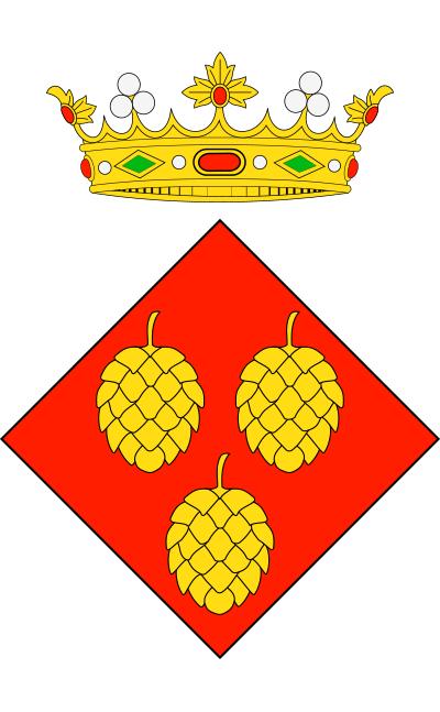 Escudo de Argençola