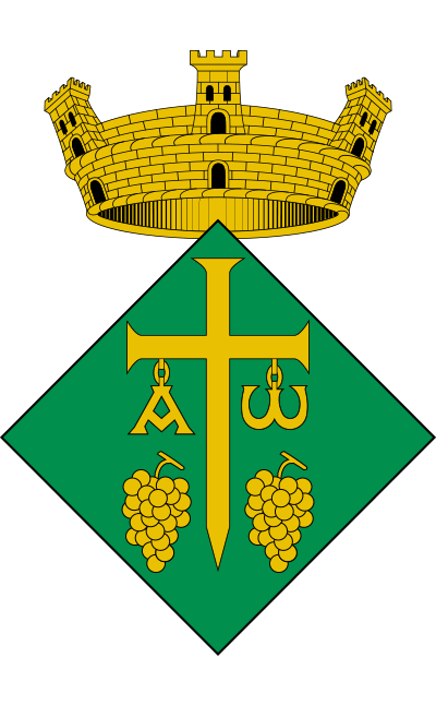 Escudo de Avinyó