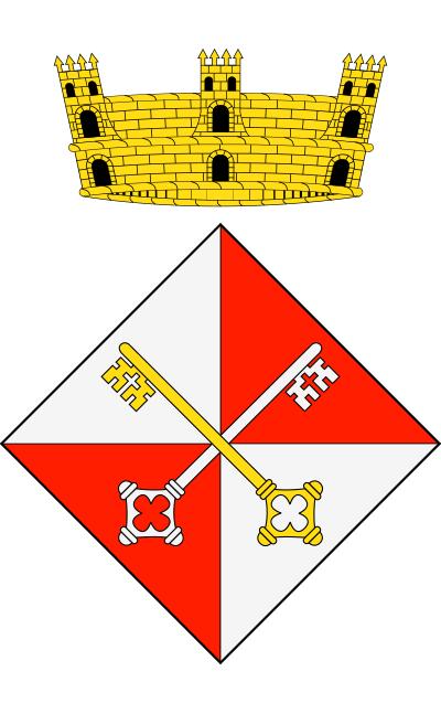 Escudo de Avinyonet del Penedès