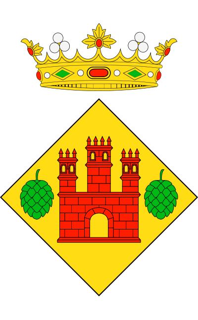 Escudo de Barberà del Vallès