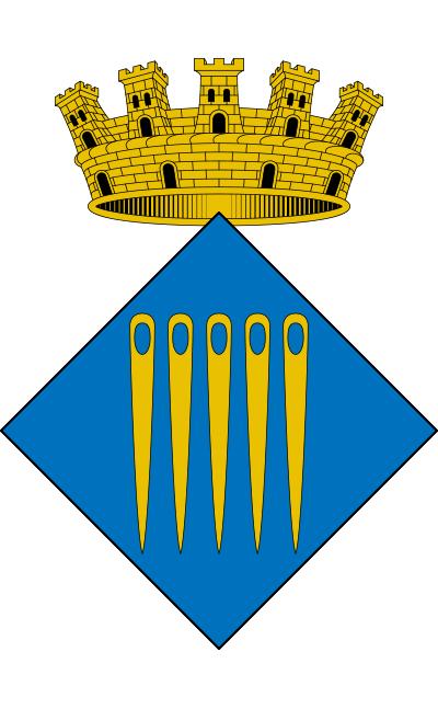 Escudo de Agullana